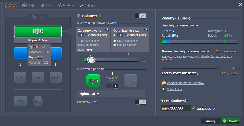 loadbalancer_UniCloud