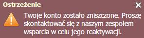zniszczenie-konta-UniCloud